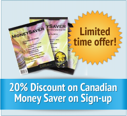 Visit Canadian Money Saver Page