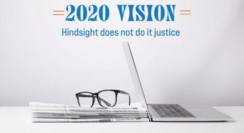 Banner for the vision 2020 blog post