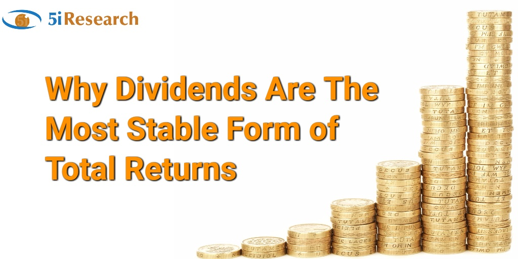 Why Dividends Are The Most Stable Form of Total Returns