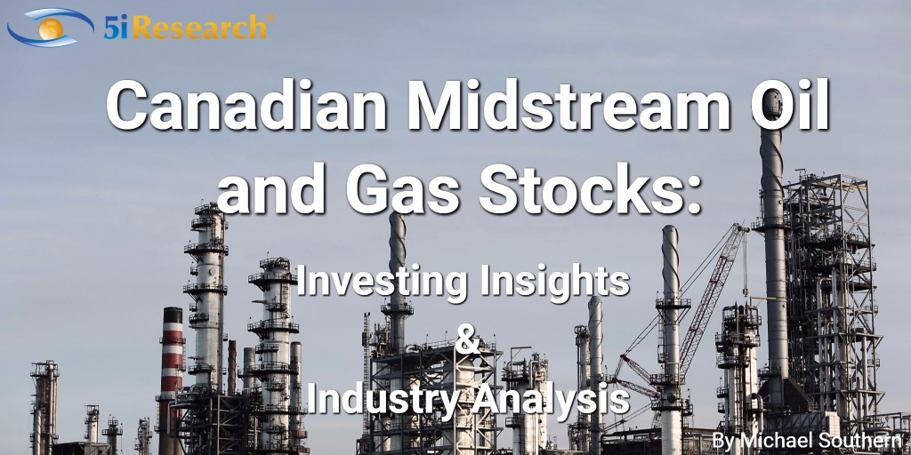 Canadian Midstream Oil and Gas Stocks