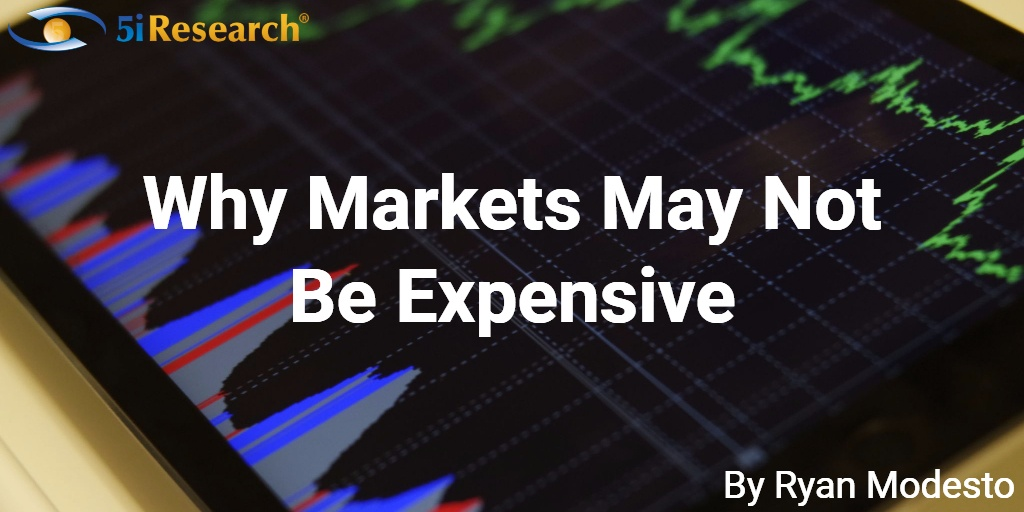 Why Markets May Not Be Expensive