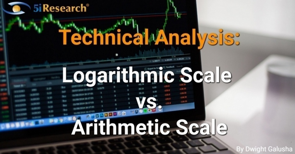 Headline image for Logarithmic Scale vs. Arithmetic Scale (Technical Analysis)